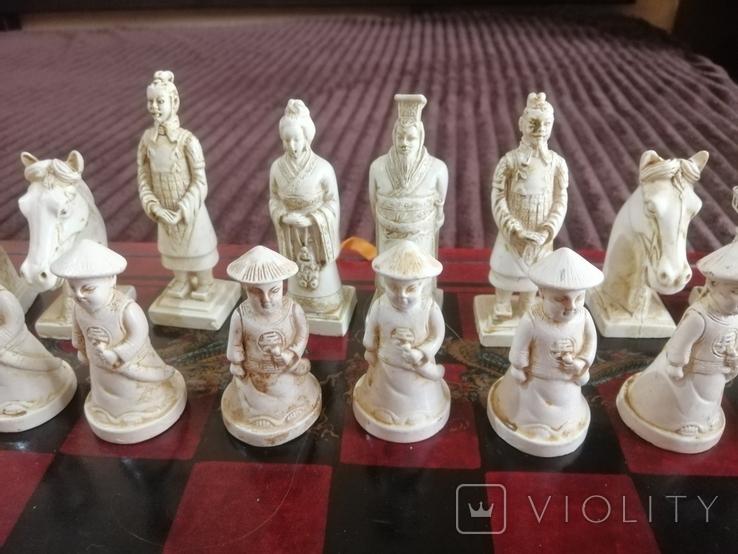 Шахматы. Китай.