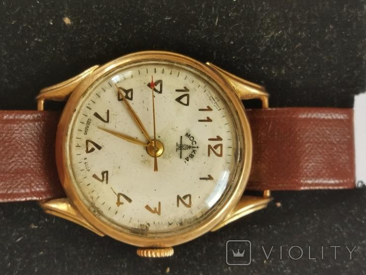 Часы наручные Москва типа 51-ЧН, фото №4