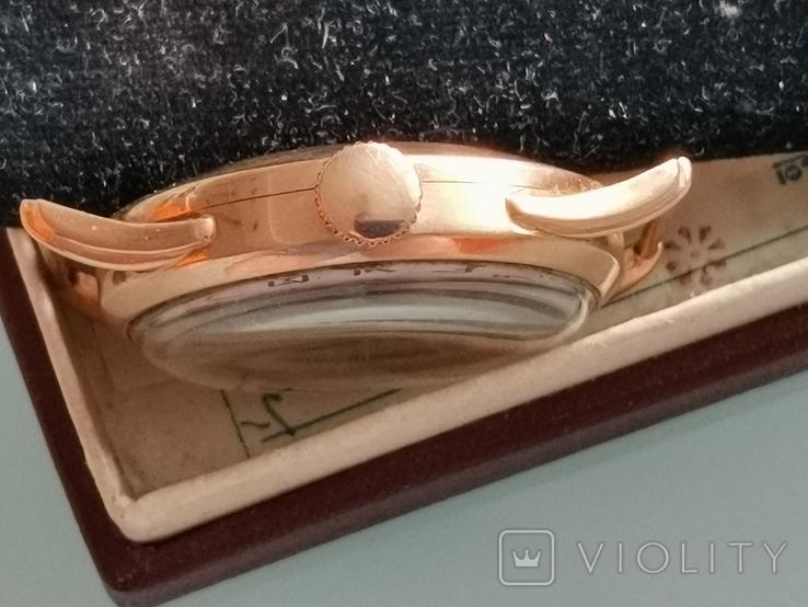 Часы наручные Москва типа 51-ЧН, фото №6