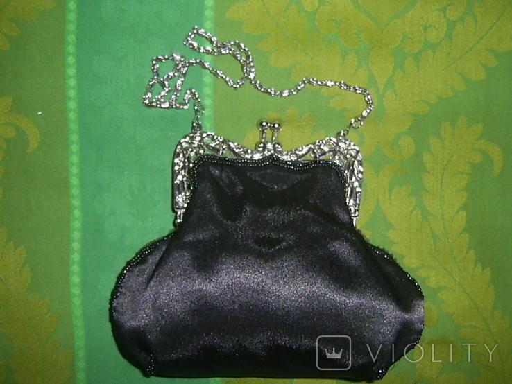 Атласная сумочка, фото №4