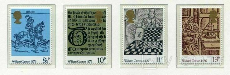 Великобритания 1976 история книгопечатания