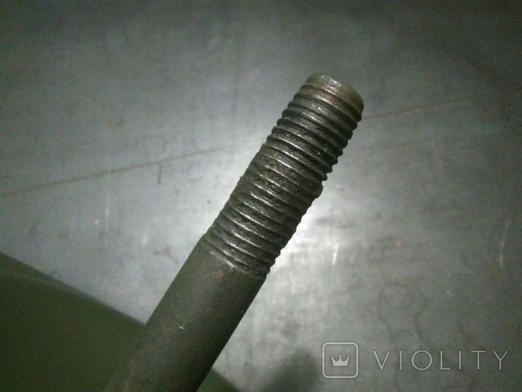 Кронштейн крепления запаски мотоцикла М72 М61 М62 Ирбит, фото №5