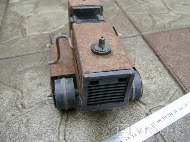 Трактор, фото №9