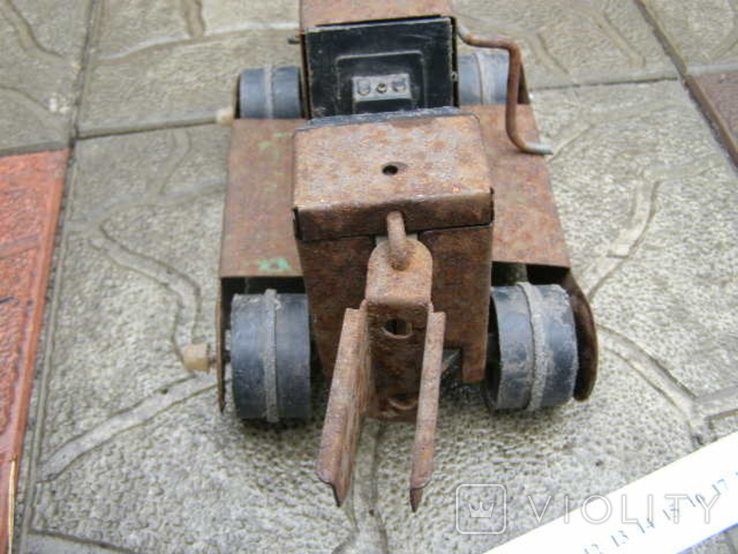 Трактор, фото №11
