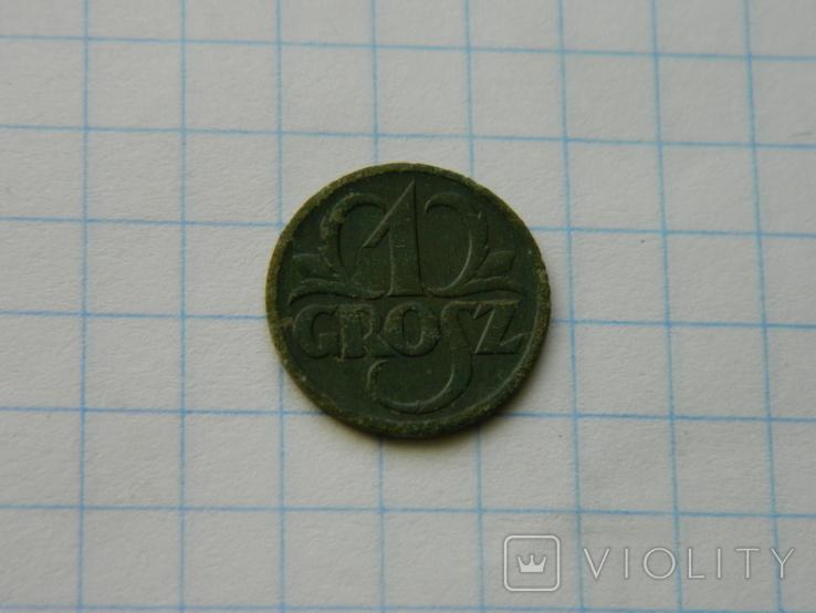 1 грош 1928, фото №2