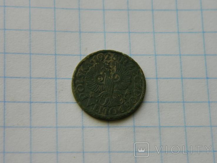 1 грош 1928, фото №3