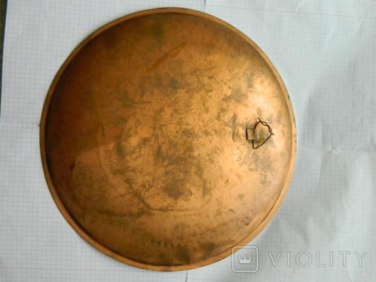 Настінна тарілка, фото №4