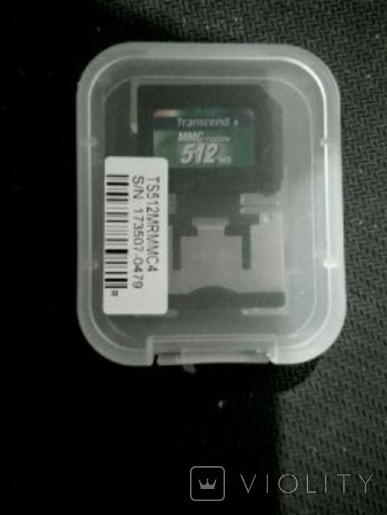 ММС диск (флешка), фото №2