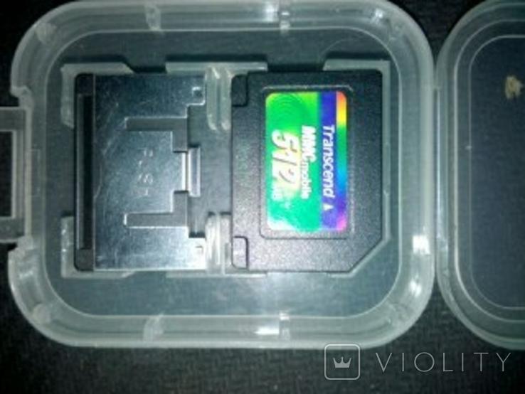 ММС диск (флешка), фото №3