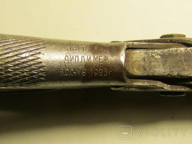 Кусачки из ЗИП пулемет Максим, фото №4