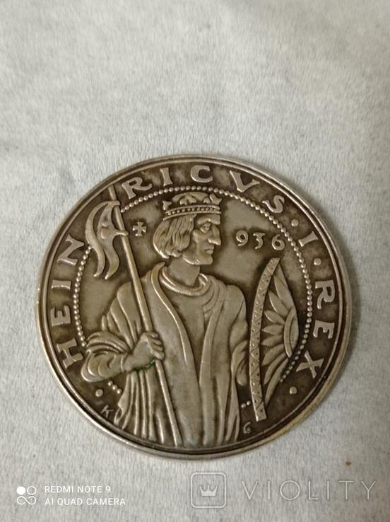 Копия Монета 1936 года, фото №2