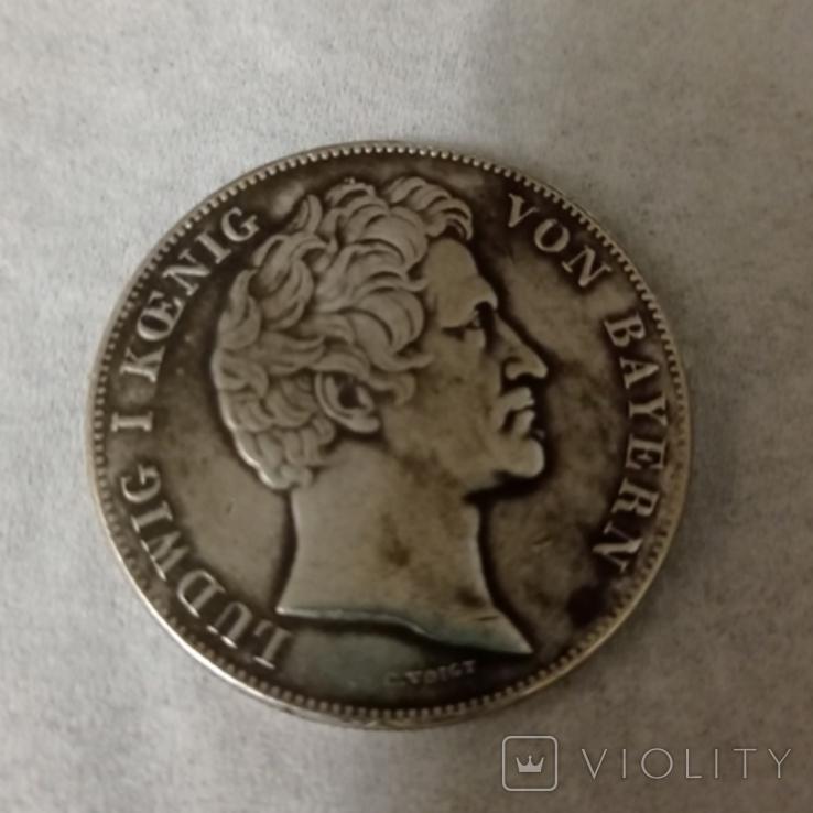 Копия монеты 1842 года, фото №2
