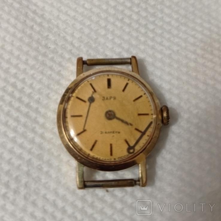 Часы Заря рабочии, фото №2