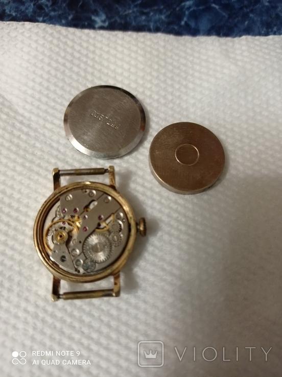 Часы Заря рабочии, фото №7