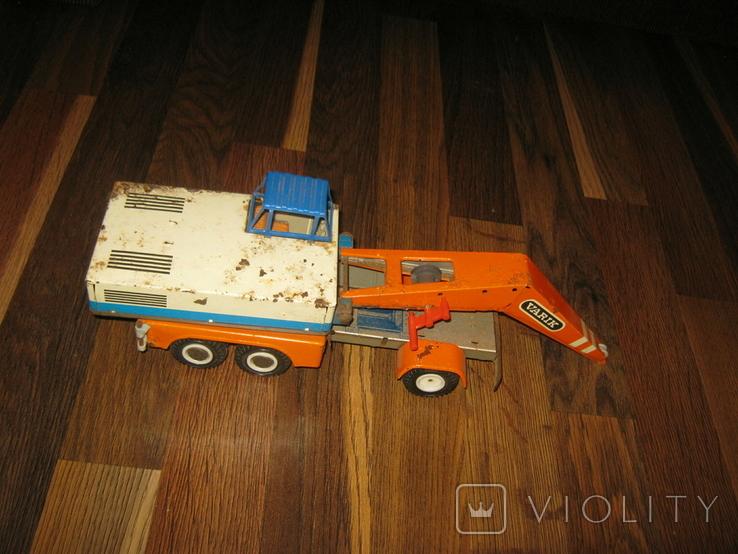 Автокран Varik, сталь. На восстановление., фото №2