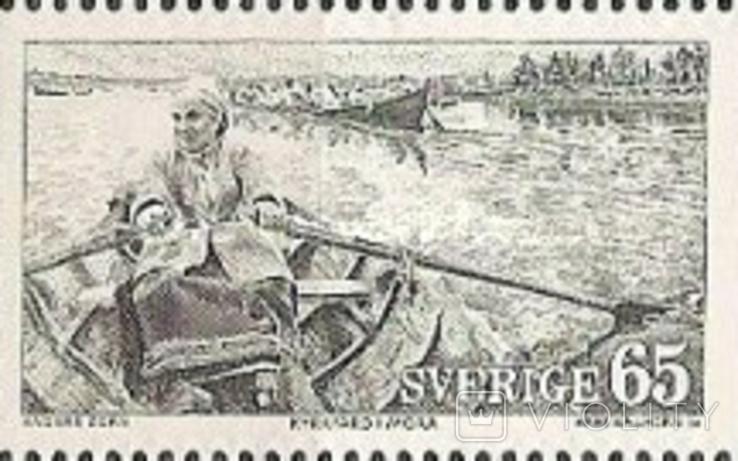 Швеция 1973 туризм, фото №3