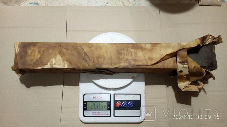 Полировачная пастао ксид железа 2.6кг., фото №4