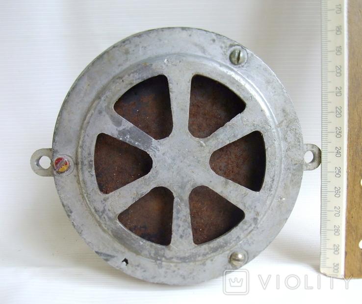 Сирена сигнальная СС-1 220-вольт 20-герц., фото №7