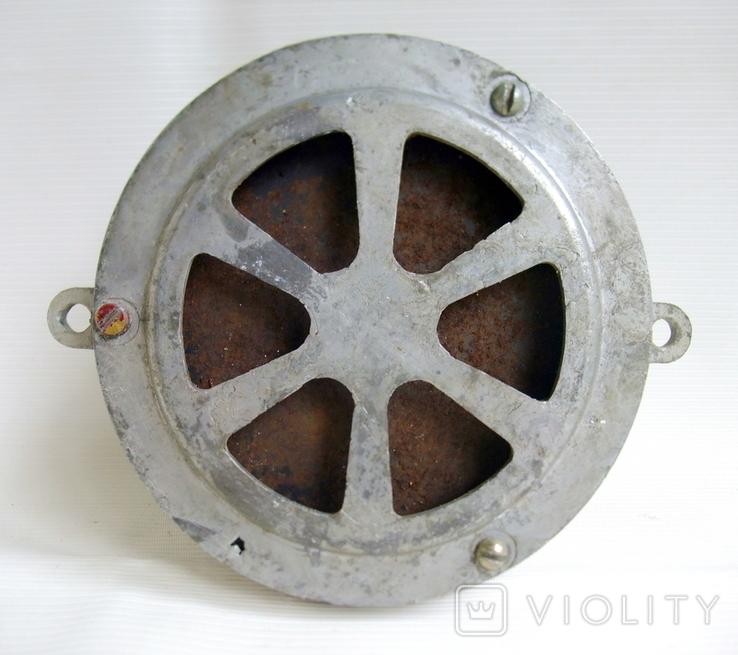Сирена сигнальная СС-1 220-вольт 20-герц., фото №8