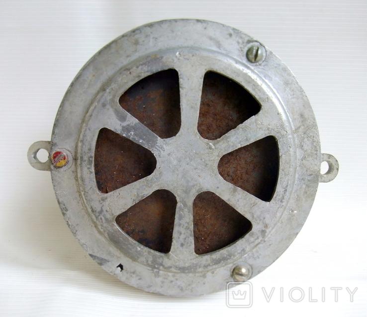 Сирена сигнальная СС-1 220-вольт 20-герц., фото №2