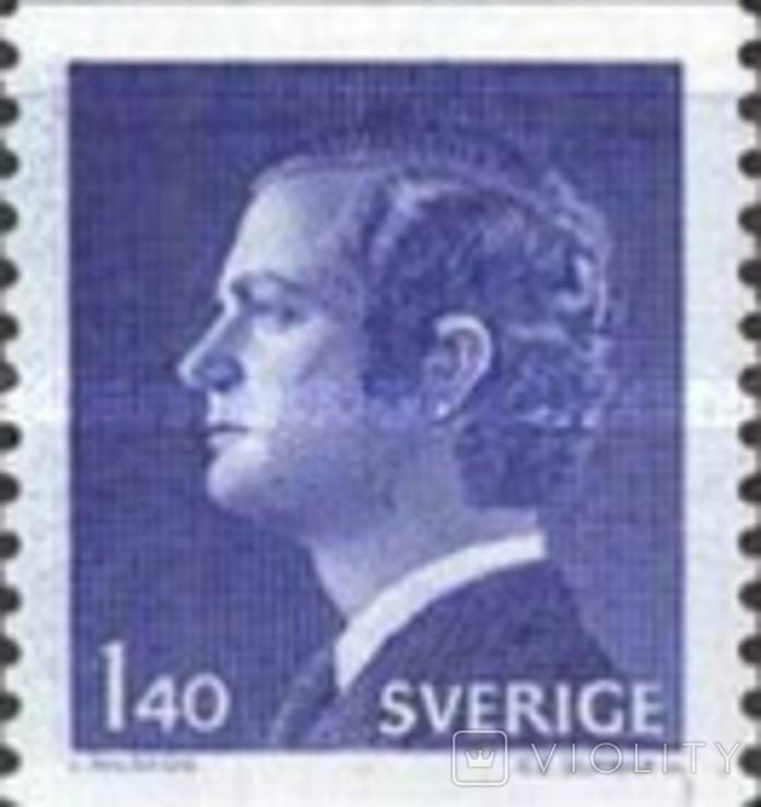 Швеция 1977 стандарт