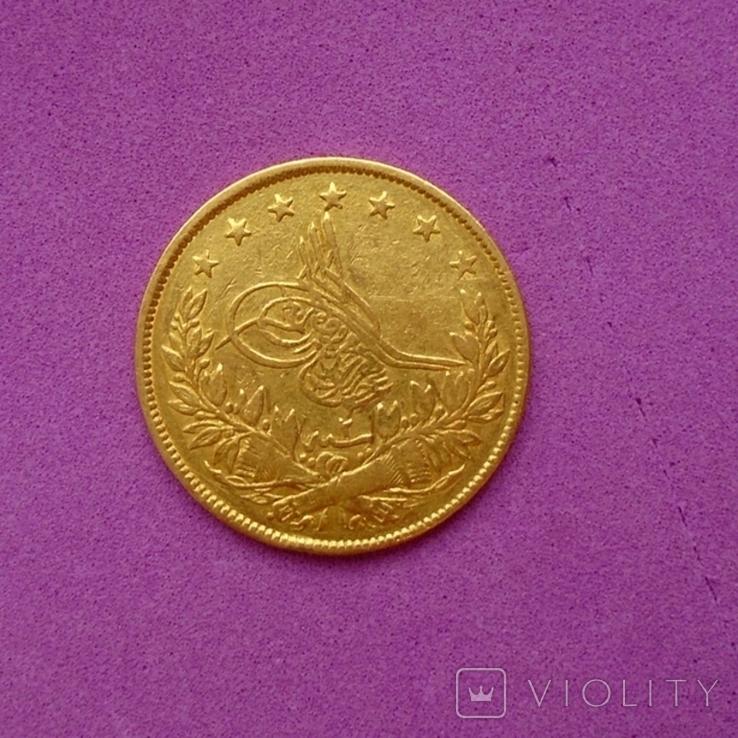 100 курушей Османская империя, фото №3