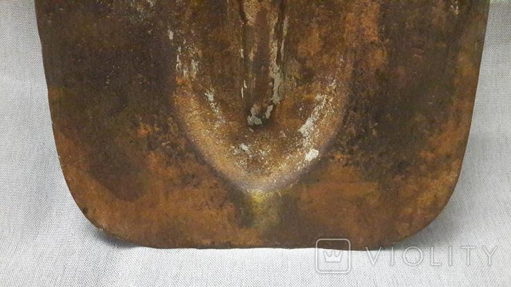 Большая саперная лопата., фото №6