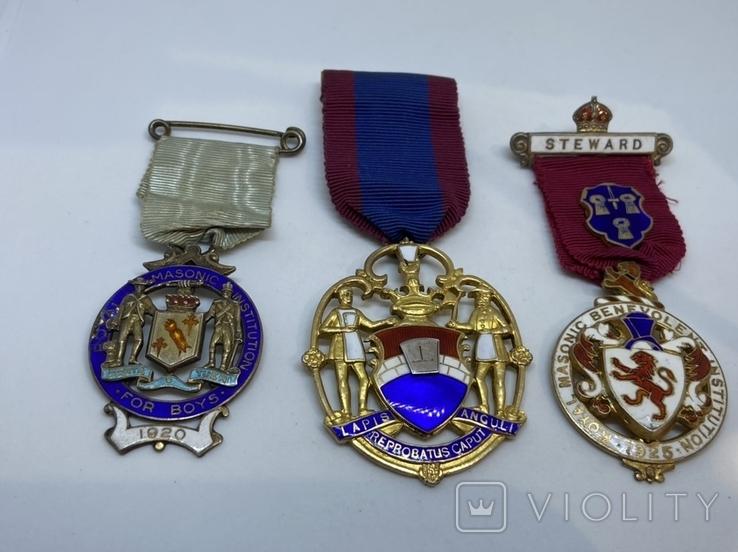 Три масонских знака, фото №2