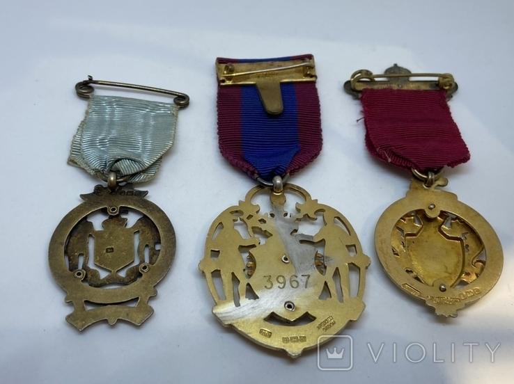 Три масонских знака, фото №3