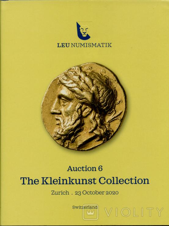 Каталог Аукциона LEU NUMISMATIK 6, фото №2