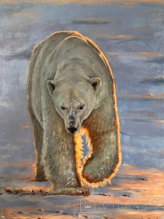 Картина: «Дух арктики» Размер: 95*70