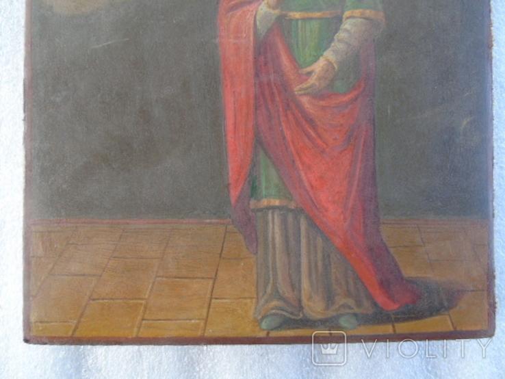 Икона святого Вонифатия, фото №5