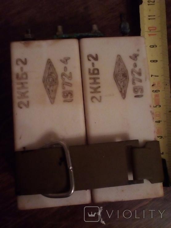 Аккумулятор щелочной 2КНБ-2, фото №4