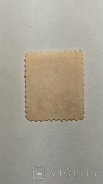 Марка 1 цент Канада, фото №3