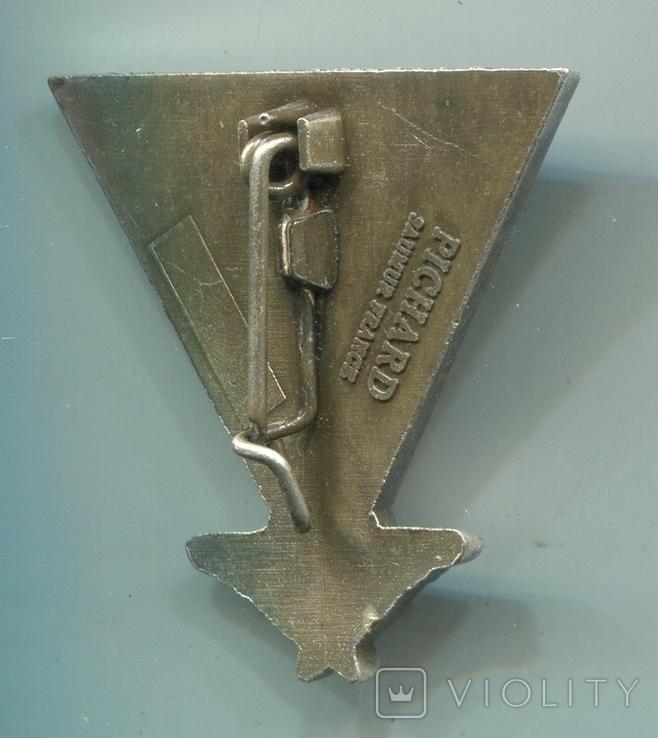 Франция. 35-й полк ВДВ в составе 57-го артполка, фото №3