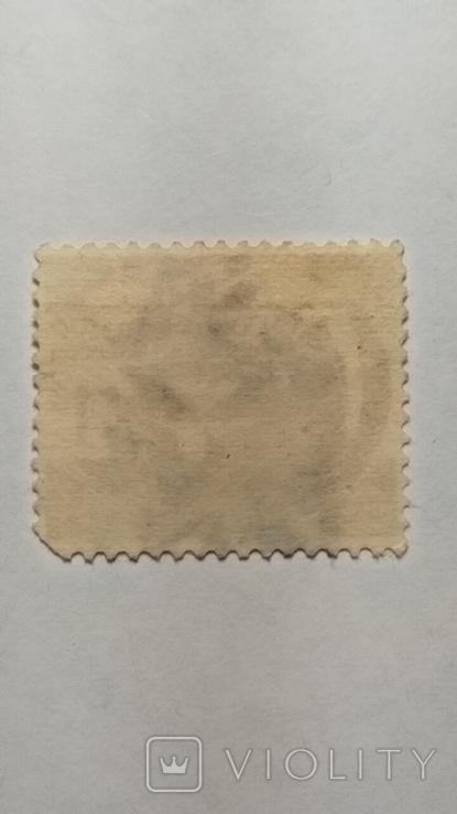 Марка Австралии 1 доллар, фото №3