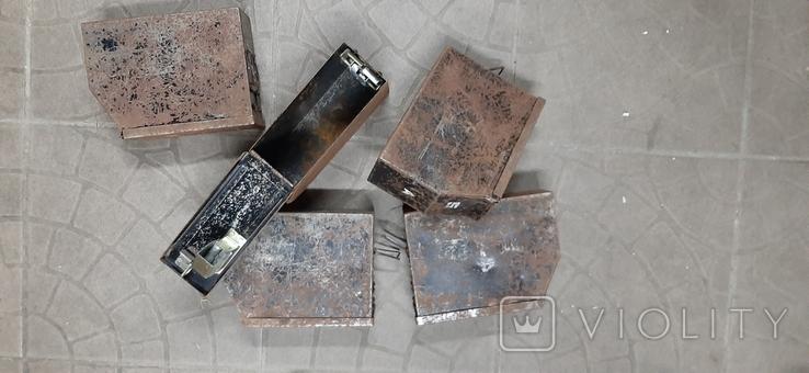 5 Ящиков для монет в таксофон ссср, фото №3
