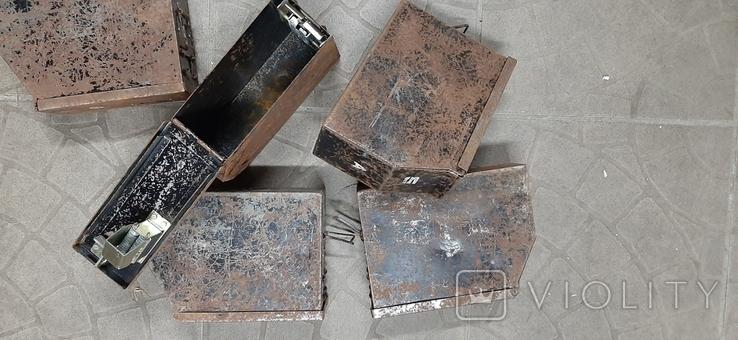 5 Ящиков для монет в таксофон ссср, фото №4