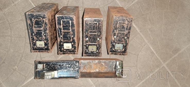 5 Ящиков для монет в таксофон ссср, фото №2