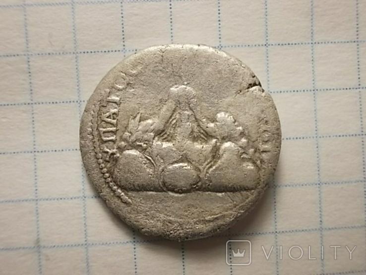 Адриан, дидрахма, г. Кесария Каппадокийская., фото №5