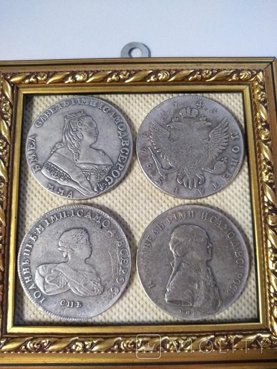 """Коллаж""Копии монет, фото №3"