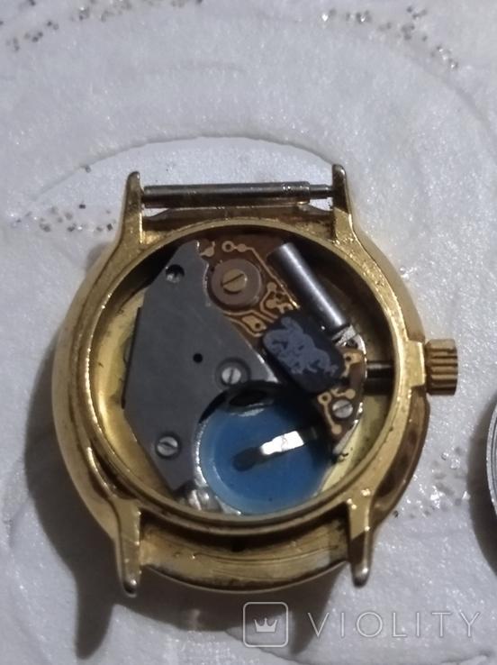 Женские Швейцарские наручные часы Condor кварцевые, фото №5