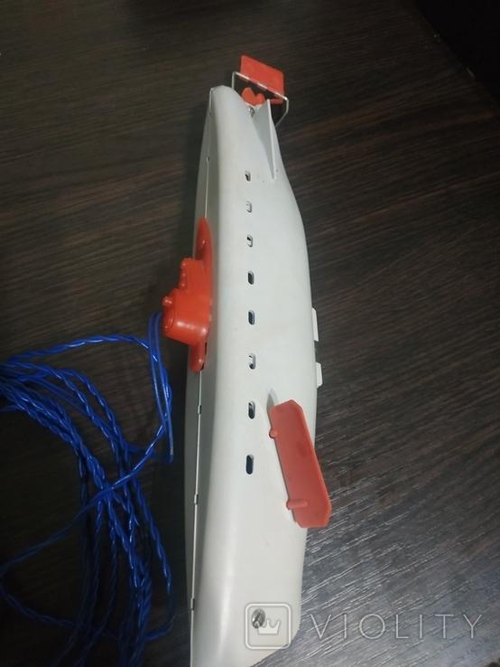 Подводная лодка на пульте, фото №6