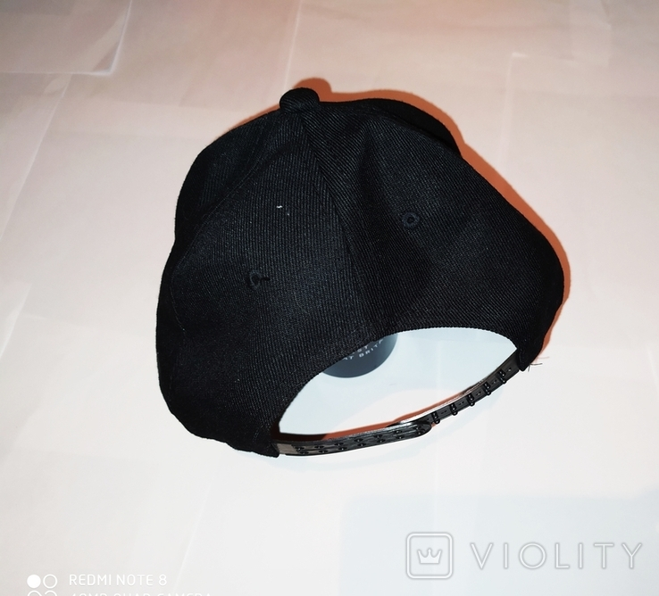 Бейсболка, кепка Novus Ordo Seclorum, Масонство, фото №5