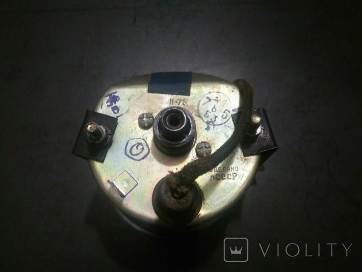 Спидометр мотоцикла К750, фото №4