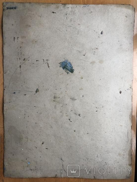 Антон Шепа 68Х51, масло + книга про автора и его работы, фото №3