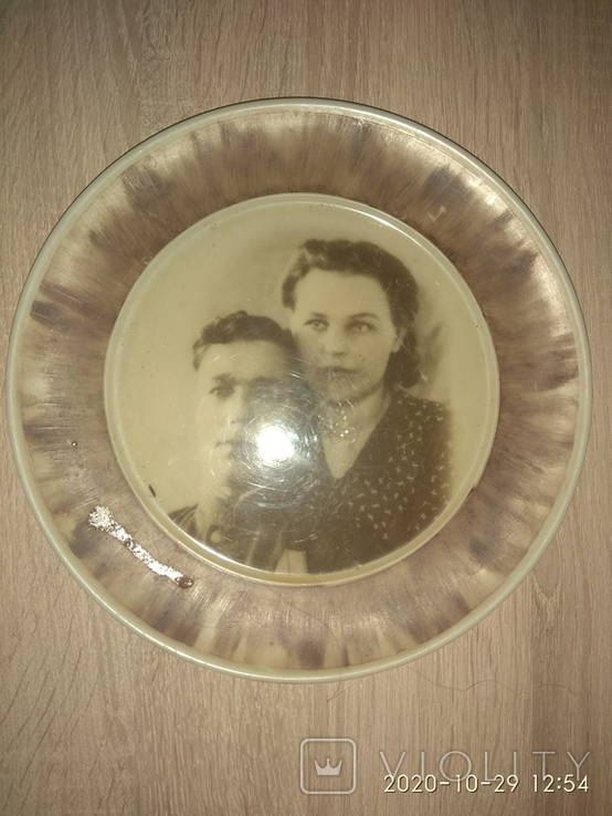 Настенная тарелка- фото, фото №2