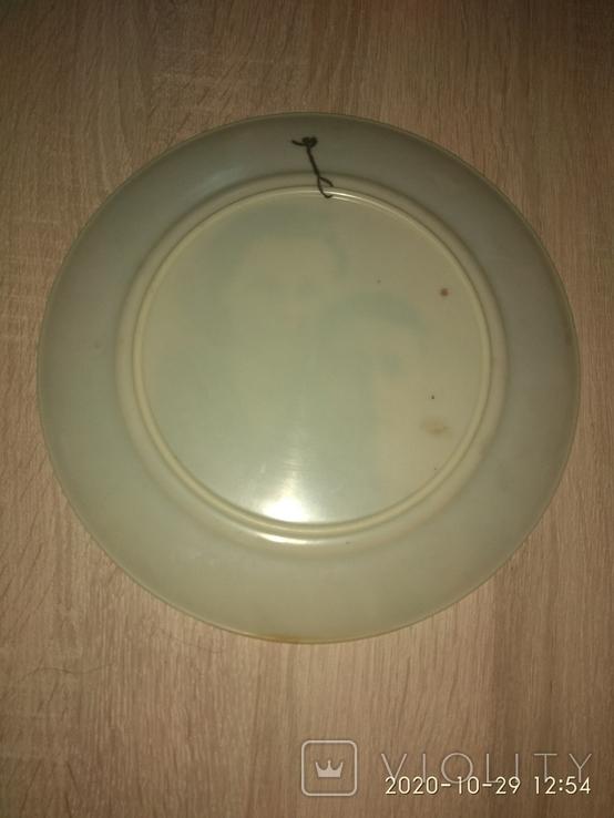 Настенная тарелка- фото, фото №4