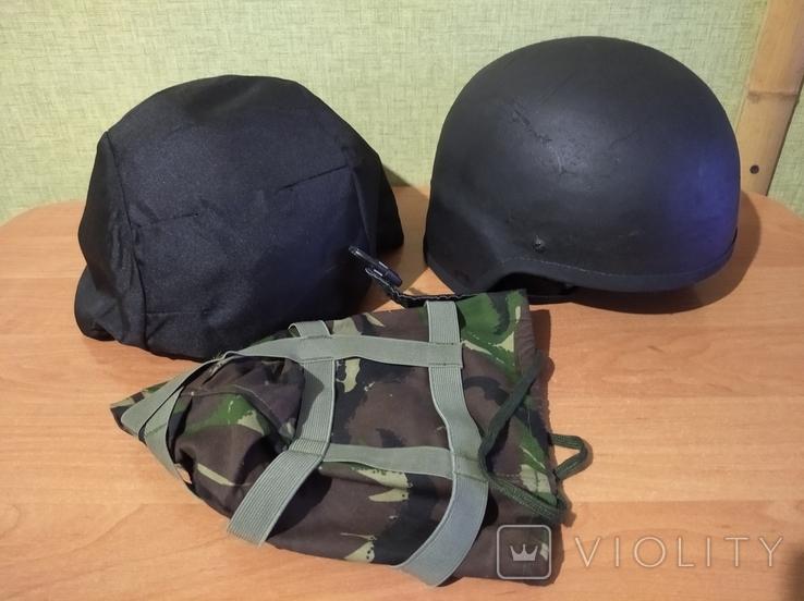 Шлем кевларовый ''Темп-3000''., фото №5