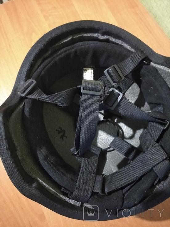 Шлем кевларовый ''Темп-3000''., фото №13